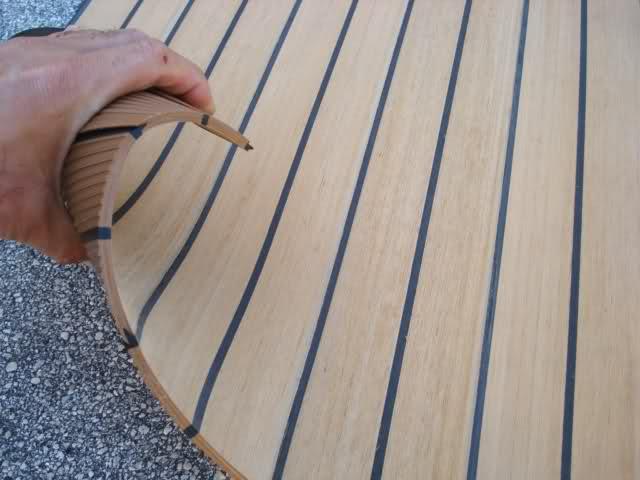 Teak And Flooring Vogue Marine