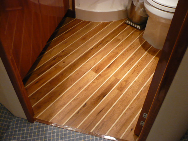 Teak And Flooring Vogue Marine